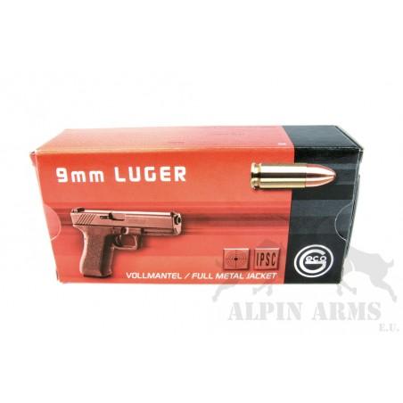 Geco 9mm Luger VM 124gr....