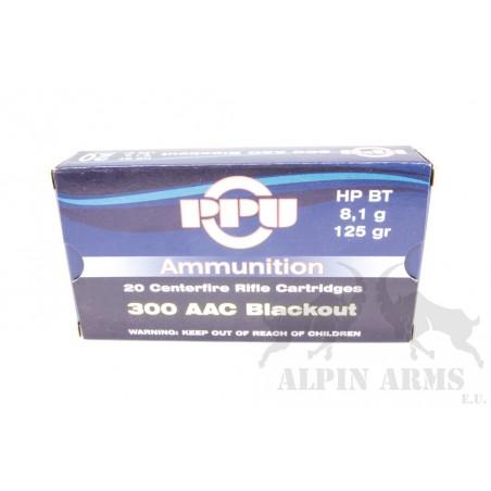 PPU .300 AAC Blackout HP BT...