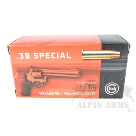 Geco .38 Special VM 158gr....