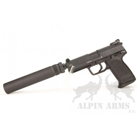 HK USP Tactical .45 inkl....